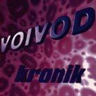 VOIVOD Kronik album cover