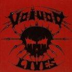 VOIVOD Lives album cover
