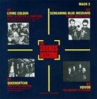 VOIVOD The Sounds Machine EP 2 album cover