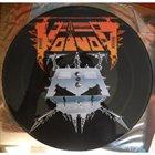 VOIVOD Thrashing Rage album cover