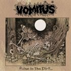 VOMITUS Pulse In The Dirt... album cover