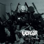 VORGÄR Losing All Function album cover