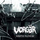 VORGÄR Sceptic Faith album cover