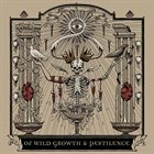 WALL OF THE FALLEN Of Wild Growth And Pestilence album cover