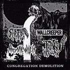 WALLCREEPER Congregation Demolition album cover