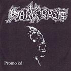 WARKORPSE Promo CD album cover