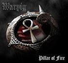 WARPIG The Pillar Of Fire album cover