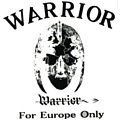 WARRIOR (NEWCASTLE) For Europe Only album cover