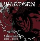 WARTORN Aftermath Of A Severed World 2004-2010 album cover