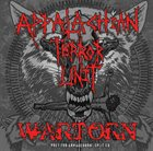 WARTORN Prey For Armageddon album cover