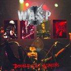 W.A.S.P. Double Live Assassins album cover