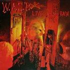 W.A.S.P. Live... In the Raw album cover