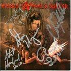WHERE ANGELS SUFFER Purgatory album cover
