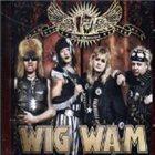 WIG WAM Wig Wamania album cover