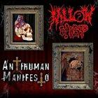 WILLOW WISP Antihuman Manifesto album cover