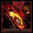 WILLOW WISP Incinerator Bound album cover