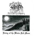 WINTERFYLLETH Rising of the Winter Full Moon album cover