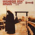 WISHBONE ASH Argus: Then Again album cover
