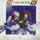 WISHBONE ASH Hot Ash album cover