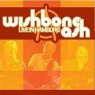 WISHBONE ASH Live In Hamburg album cover