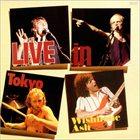 WISHBONE ASH Live In Tokyo album cover