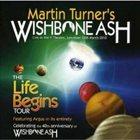 WISHBONE ASH The Life Begins Tour album cover
