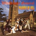 WITCHFINDER GENERAL Friends of Hell album cover