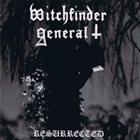 WITCHFINDER GENERAL Resurrected album cover