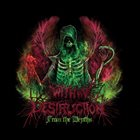WITHIN DESTRUCTION From the Depths album cover