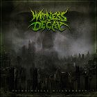 WITNESS OF DECAY Pathological Misanthropy album cover