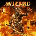 WIZARD Fallen Kings album cover