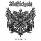 WOLFBRIGADE Comalive album cover
