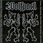 WOLFPACK Allday Hell album cover