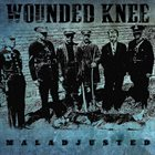 WOUNDED KNEE Maladjusted album cover