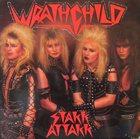 WRATHCHILD Stakk Attakk album cover