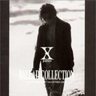 X JAPAN Ballad Collection album cover