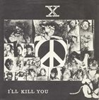 X JAPAN I'll Kill You album cover