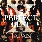 X JAPAN Perfect Best album cover