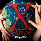 X JAPAN The World ~ 初の全世界ベスト album cover