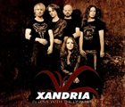 XANDRIA In Love With The Darkness album cover