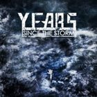 YEARS SINCE THE STORM Left Floating In The Sea album cover