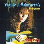 YNGWIE J. MALMSTEEN Odyssey album cover