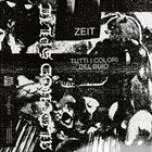 ZEIT Altered Split album cover