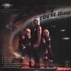 ZOLAR-X Zap! You're Zolarized album cover