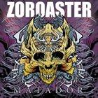 ZOROASTER Matador album cover