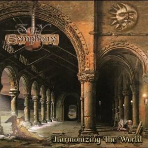 THY SYMPHONY - Harmonizing the World cover