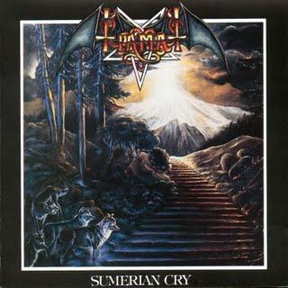 TIAMAT - Sumerian Cry cover