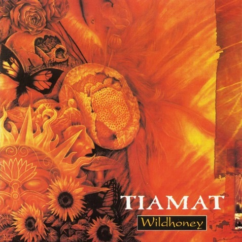 TIAMAT - Wildhoney cover