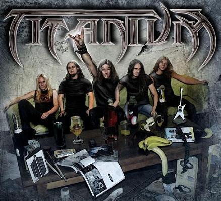 TITANIUM - Titanium cover
