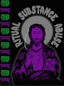 TOKE (NC) - Ritual Substance Abuse cover